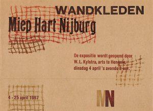 Miep Hart Nijburg wandkleden 1967 400px