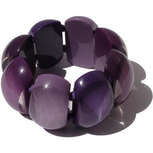 Armband paars