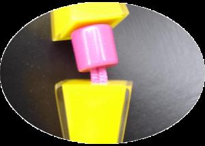 Halsketting Vivid Yellow b 397px
