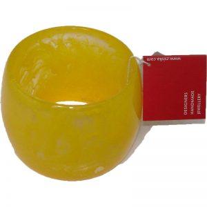 armband whimsical yellow m