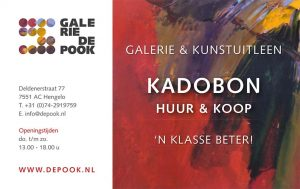 Kadobon De Pook