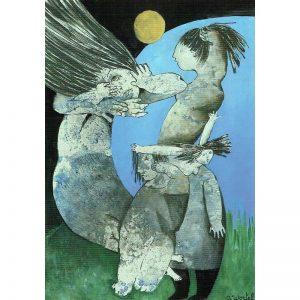 kunstkaart Ans Wortel