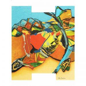 kunstkaart Ella Joosten