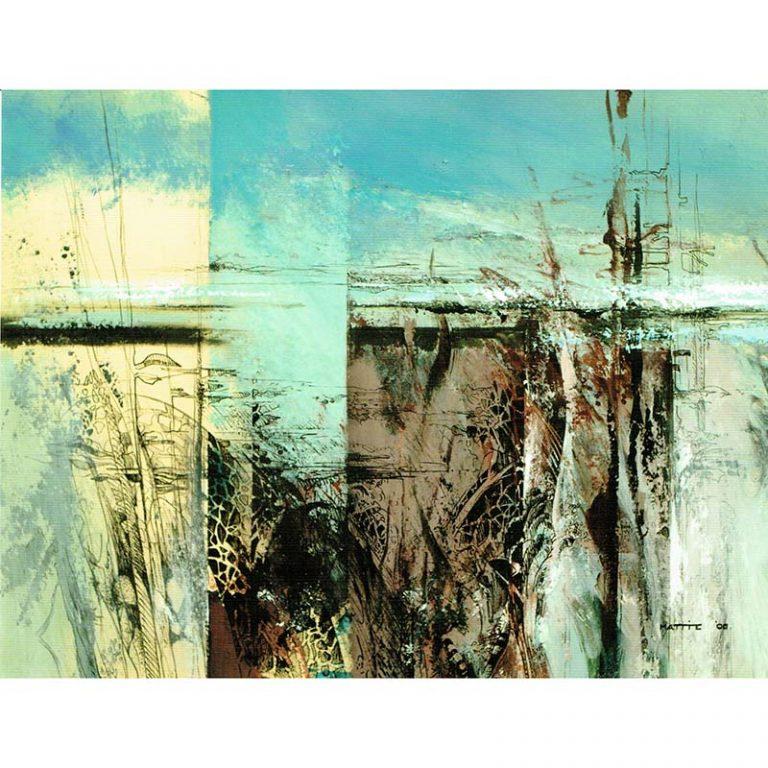 kunstkaart Mattie Schilders