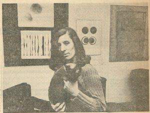 Start kunstuitleen de Pook in 1970