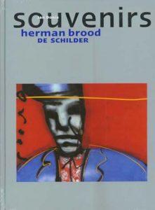 Souvenirs Herman brood boek