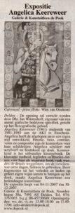 AK Hofweekblad 24 10 2007