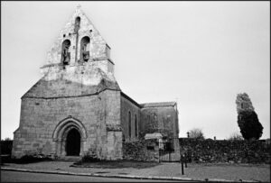 Diana Diemel Kerkje Gironde Frankrijk