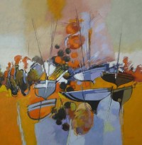 2007-Hendrik van Veenendaal-olieverf op doek-100x100cm